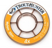 Trout Hunter Nylon Tippet auf Spule