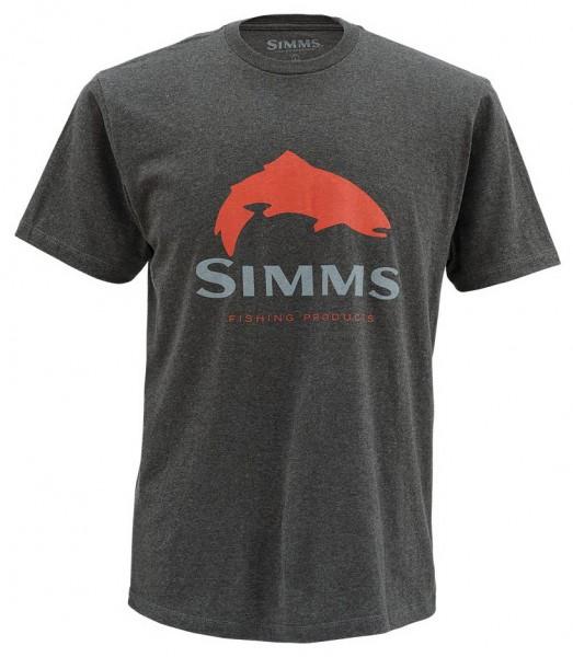 Simms Trout Logo T-Shirt