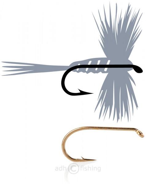 Tunca Fliegenhaken T10 Dry Fly