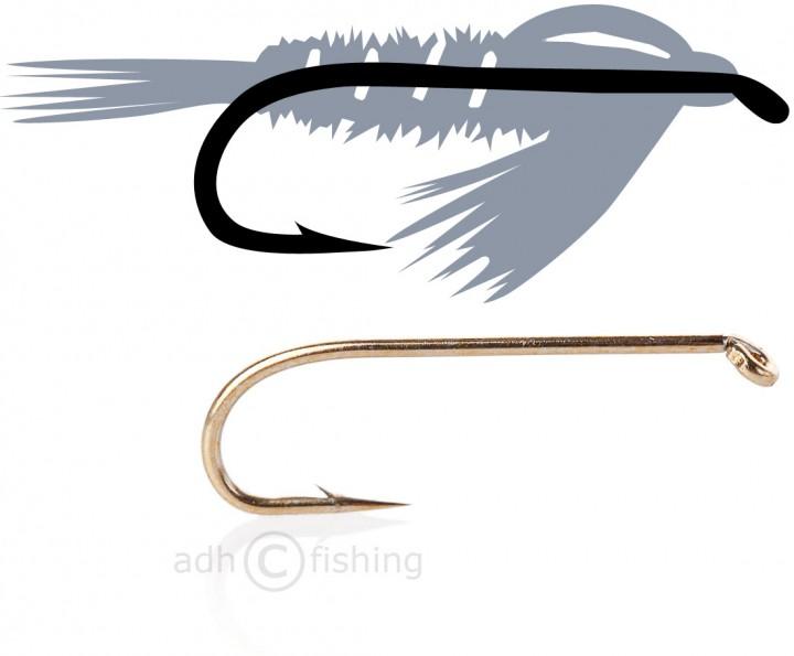 Tunca Fliegenhaken T30 Nymph