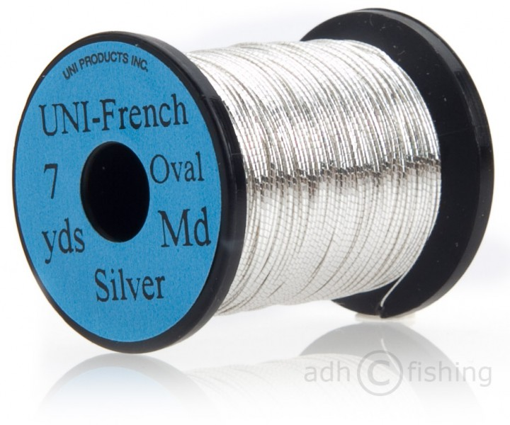 oval silber M