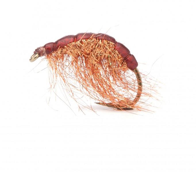 Meerforellenfliege Kopperloppen