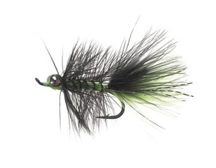 Dredger fluo grün