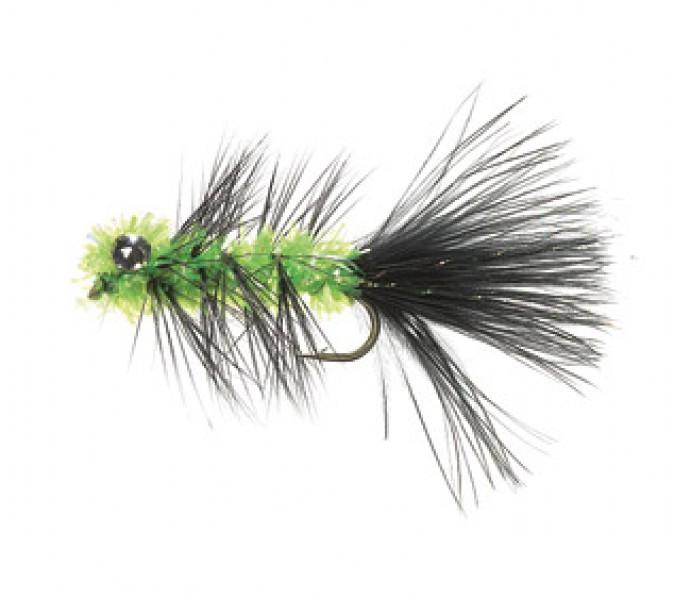 Krystal Bugger fluo grün