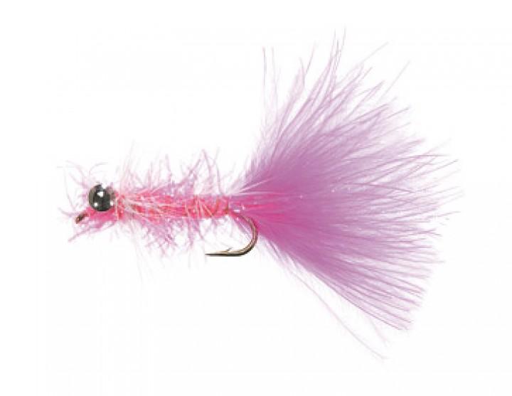 Krystal Bugger fluo pink