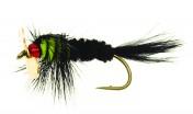 Montana Propeller schwarz/fluo grün