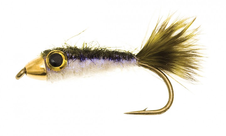 Pellet Fish pearl/schwarz