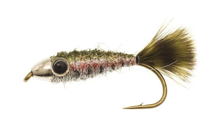 Pellet Fish silber/schwarz