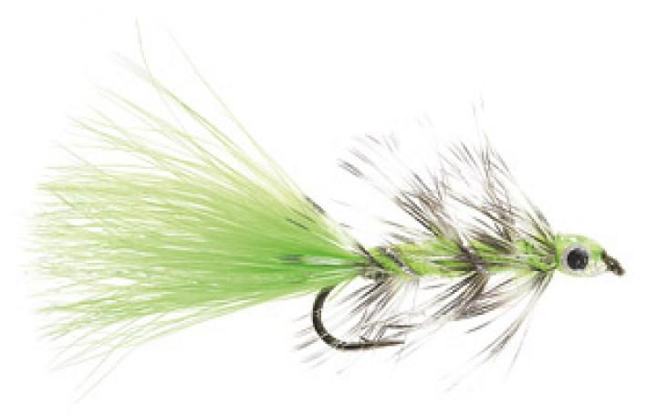 Swim Bugger chartreuse