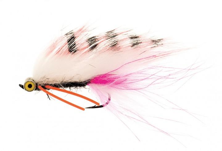 Zonky pink/weiß