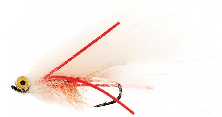 Zonky weiß/rot