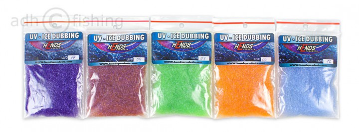 Hends UV-Ice dubbing
