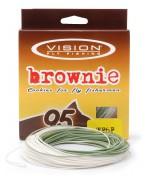 Vision Brownie 95 Fliegenschnur