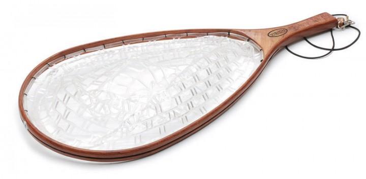 Vision Watkescher mit transparentem Kunststoff Schonnetz