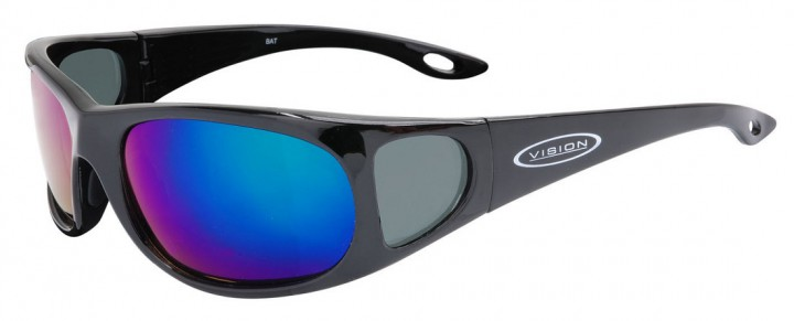 Vision Verspiegelte Polarisationsbrille Bat