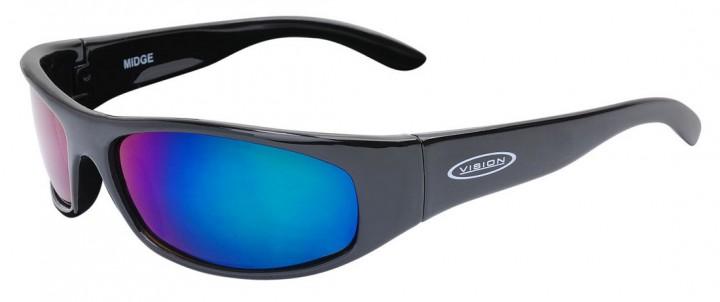 Vision Verspiegelte Polarisationsbrille Midge
