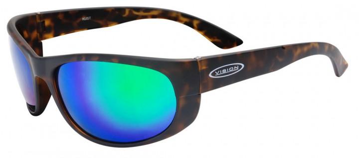 Vision Verspiegelte Polarisationsbrille Kust