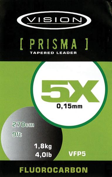 Vision Prisma Fluorcarbon Vorfach 9ft