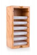 Wapsi Organizer Closet Materialbox Turm