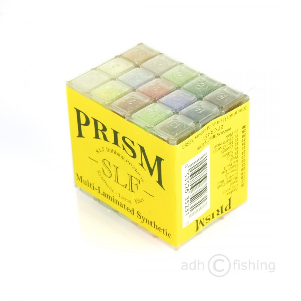 Dubbing Dispenser Cube Wapsi SLF PRISM Multi-Laminated Synthetic