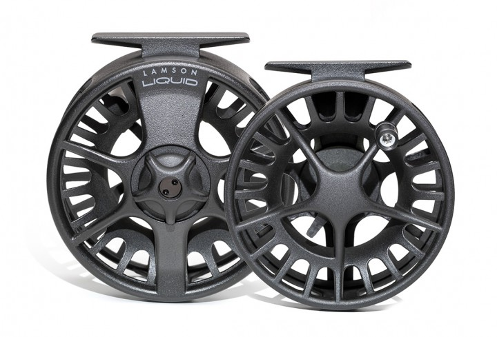 Waterworks-Lamson Liquid Fliegenrolle im Set