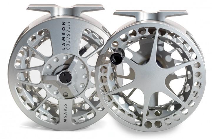Waterworks-Lamson Litespeed Series IV Fliegenrolle