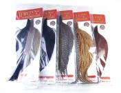 Whiting Dry Fly Capes Pro Grade als ganzes oder halbes Cape