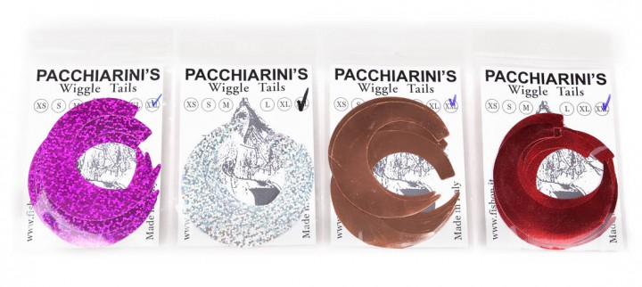 Pacchiarini's Wiggle Tails XXL