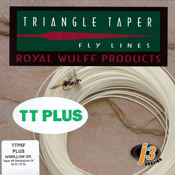 Royal Wulff Triangle Taper Plus