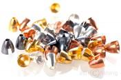 Renate Wurm Tungsten Coneheads geschlitzt