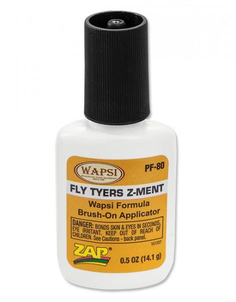 Zap a Gap Wapsi Fly Tyers Z-Ment Sekundenklebstoff