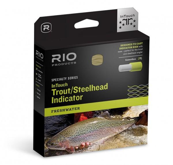 Rio InTouch Trout / Steelhead Indicator Fliegenschnur # 8
