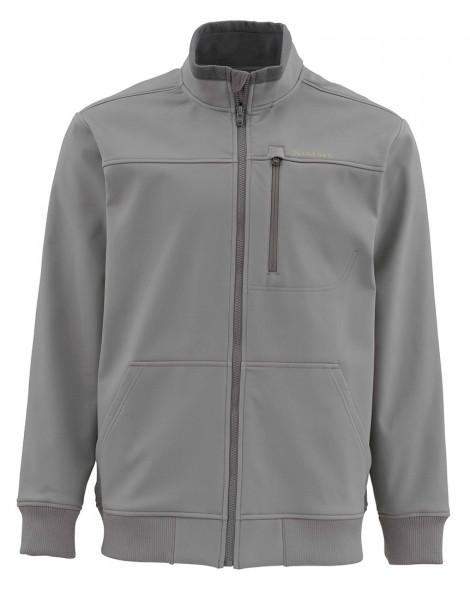 Simms Rogue Fleece Jacket Jacke pewter
