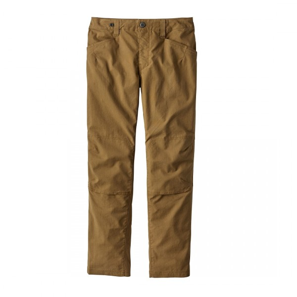 Patagonia Gritstone Rock Pants Hose COI Coriander Brown (COI)
