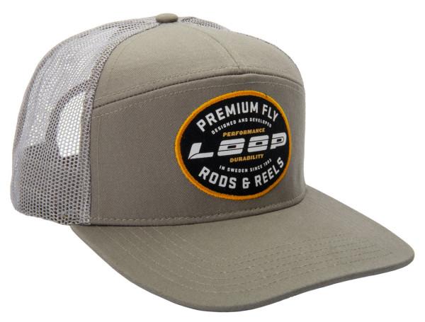 Loop L-Premium Trucker Cap Schirmmütze olive