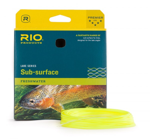 Rio Sub-Surface Midge Tip Fliegenschnur