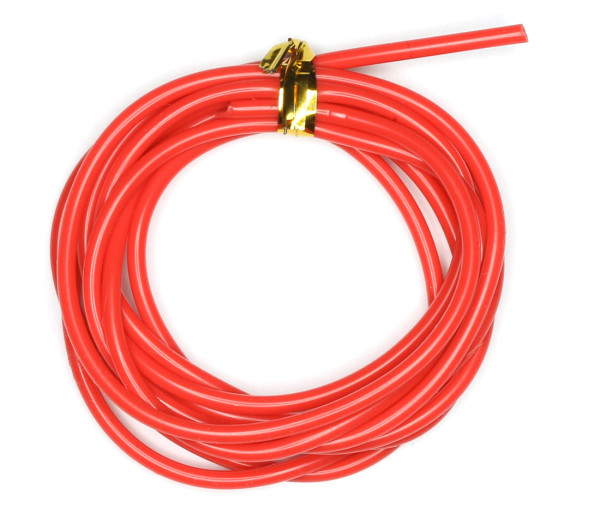 Partridge Silicone Tube red