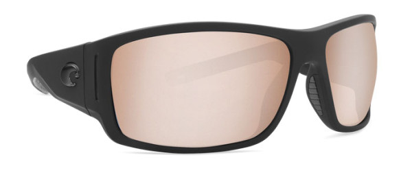 Costa Polarisationsbrille Cape Matte Black Ultra (Copper Silver Mirror 580P)