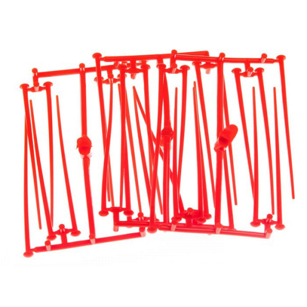 Ahrex Flexi Stripper Flexi Pegs red
