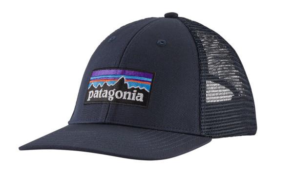 Patagonia P-6 Logo LoPro Trucker Hat Kappe NVYB