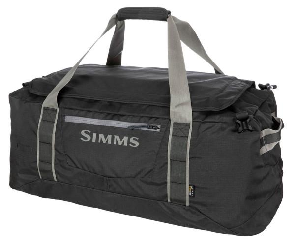 Simms GTS Gear Duffel 80L Reisetasche carbon