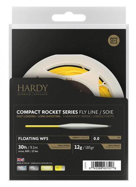 Hardy Compact Rocket Series Fliegenschnur