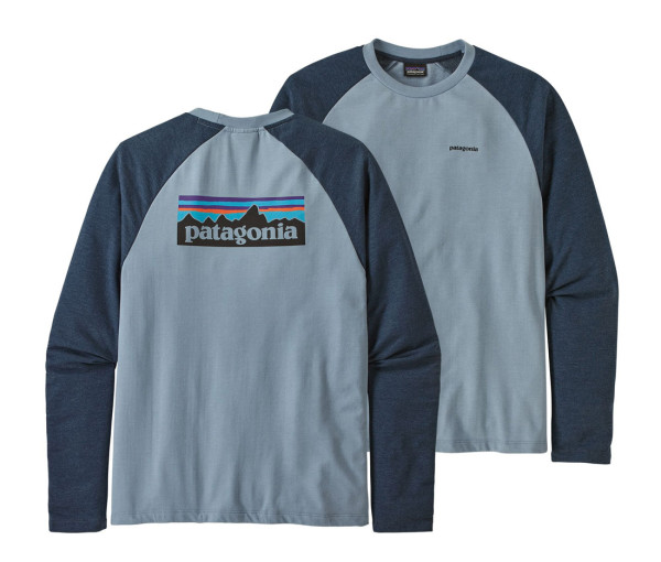 Patagonia P-6 Logo Lightweight Crew Sweatshirt BEBL