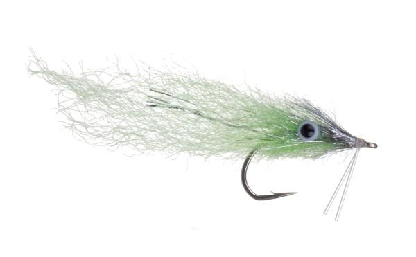 Enrico Puglisi Salzwasserfliege - Bay Anchovy chartreuse