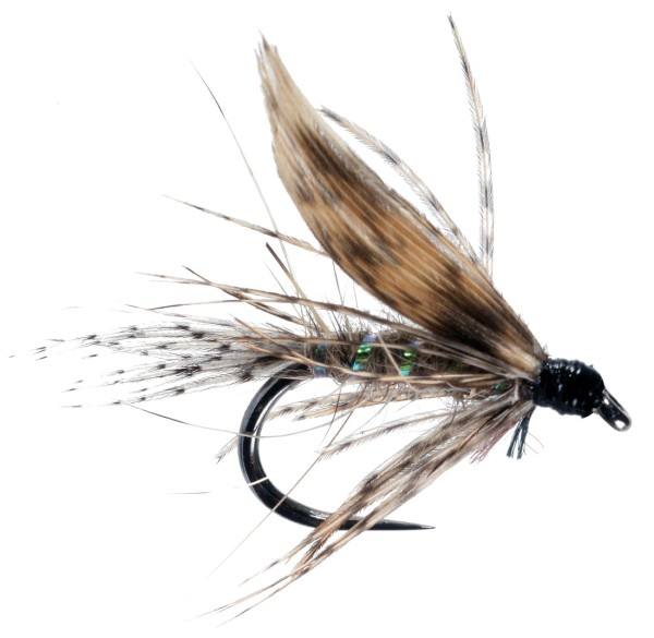 Soldarini Fly Tackle Nassfliege - Winged March Brown