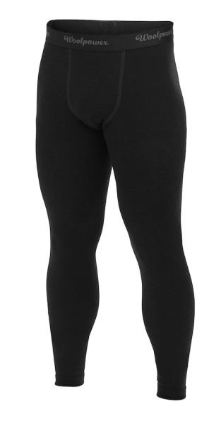 Woolpower LITE Long Johns Unterhose black