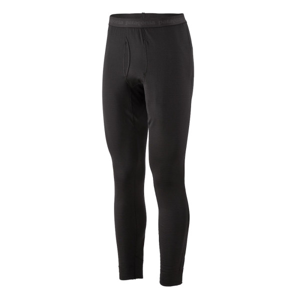 Patagonia Capilene Thermal Weight Bottoms BLK
