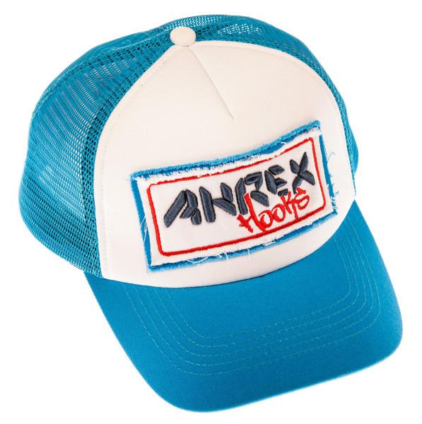 Ahrex X-Plain Trucker Cap Schirmmütze bright blue