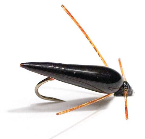 Trockenfliegen High Rider Sedge Olive CDC 3er Set Hakengr/ö/ße 12