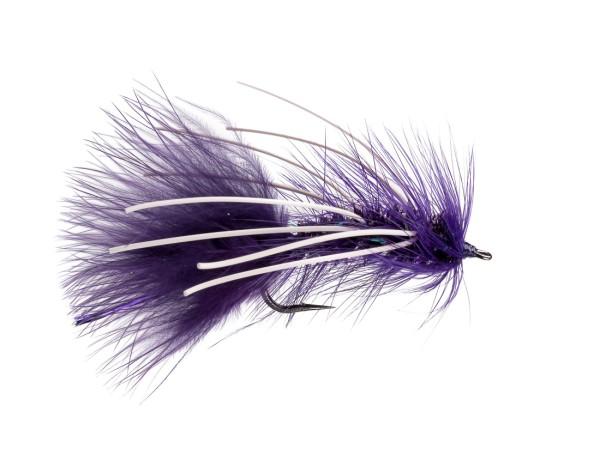 Purple Steelhead Rubberleech